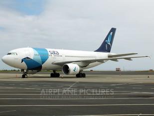 CS-TKN - SATA International Airbus A310
