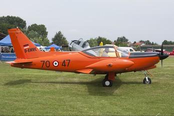 D-EMVC - Private SIAI-Marchetti SF-260