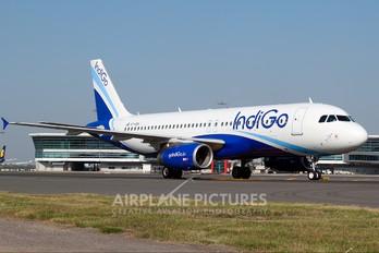 VT-IEH - IndiGo Airbus A320