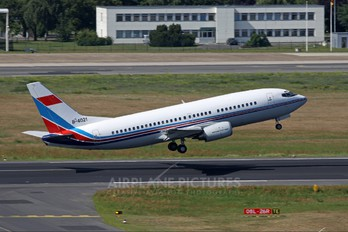 B-4021 - China - Air Force Boeing 737-300
