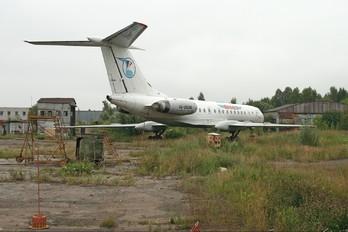 RA-65916 - Yamal Airlines Tupolev Tu-134A