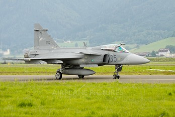 35 - Hungary - Air Force SAAB JAS 39C Gripen