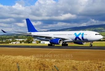 CS-TFZ - XL Airways France Airbus A330-200