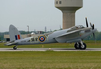 N114KA - Private de Havilland DH. 98 Mosquito FB.26
