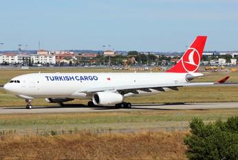 F-WWKK - Turkish Cargo Airbus A330-200