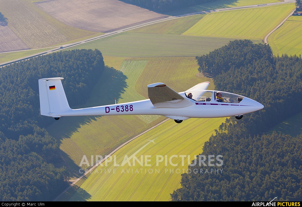 Private D-6388 aircraft at In Flight - Germany