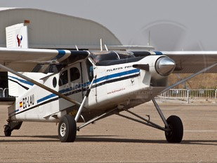 EC-LAU - Private Pilatus PC-6 Porter (all models)