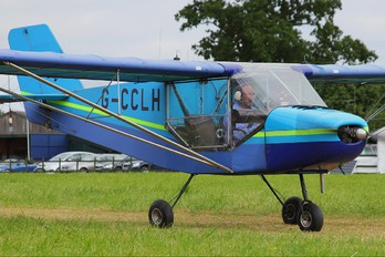 G-CCLH - Private Rans S-6, 6S / 6ES Coyote II