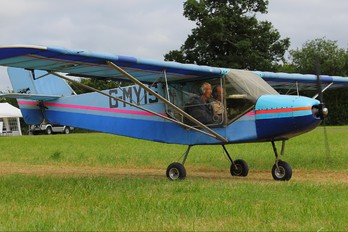 G-MYIS - Private Rans S-6, 6S / 6ES Coyote II