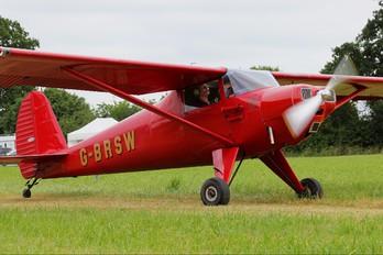 G-BRSW - Private Luscombe 8E Silvaire Deluxe