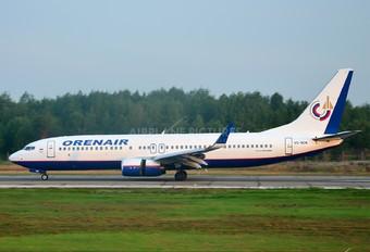 VQ-BEM - Orenair Boeing 737-800