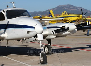 EC-JKD - Private Cessna 310