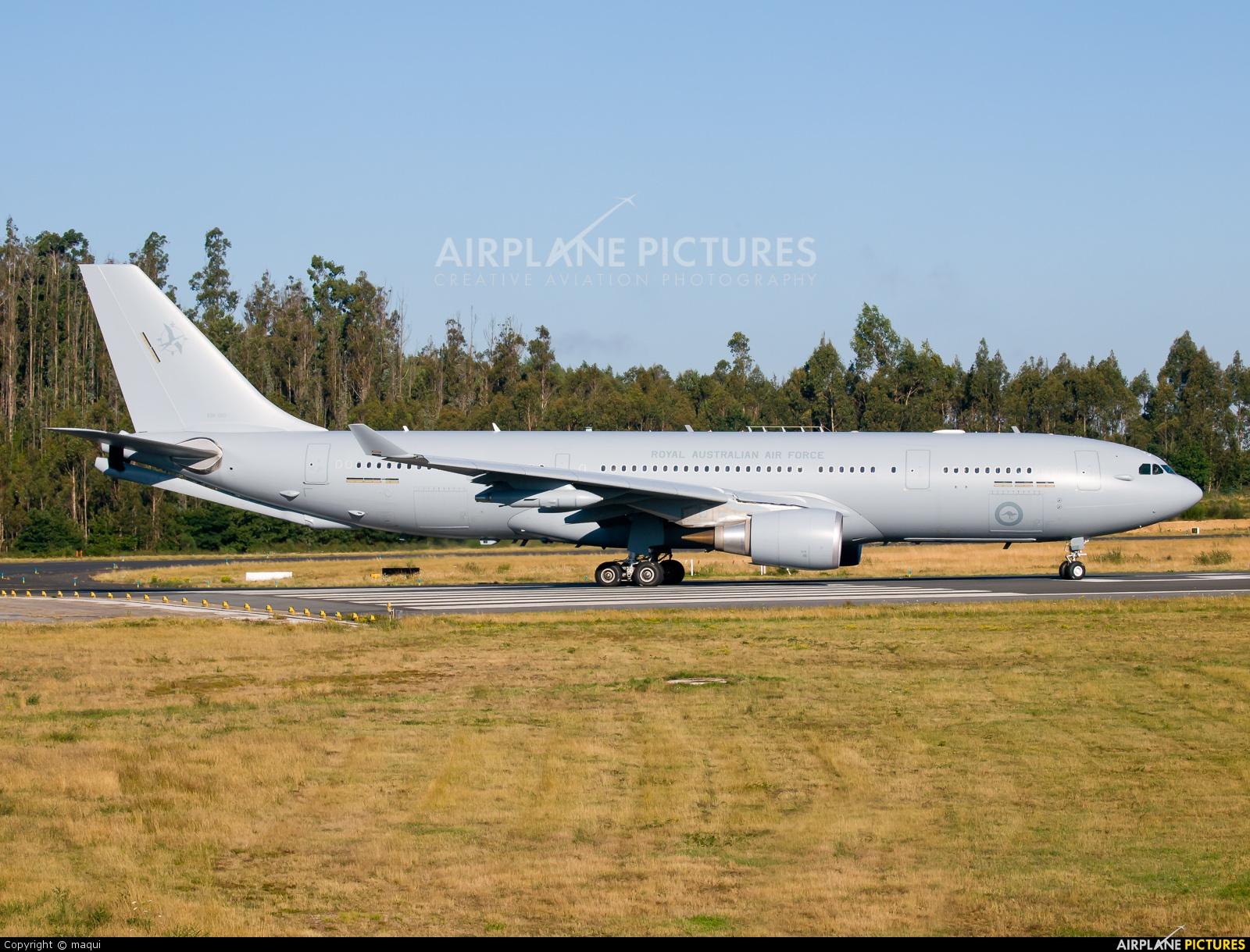 Australia - Air Force A39-005 aircraft at Santiago de Compostela