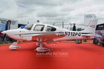 N312PG - Cirrus Aviation Cirrus SR22