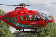 G-WASC - Wales Air Ambulance Eurocopter EC135 (all models) aircraft