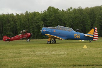F-HLEA - Aero Vintage Academy North American Harvard/Texan (AT-6, 16, SNJ series)