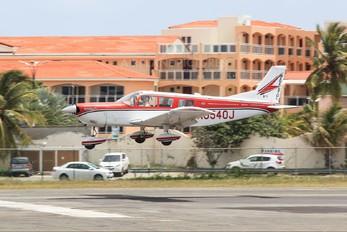 N5540J - Private Piper PA-32 Cherokee Six