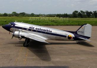 HK-3932 - Air Colombia Douglas C-47A Skytrain