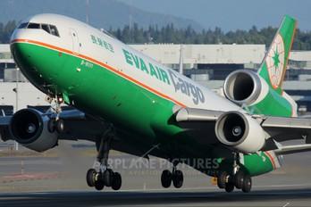 B-16111 - EVA Air Cargo McDonnell Douglas MD-11F