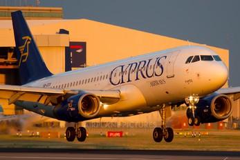 5B-DCK - Cyprus Airways Airbus A320