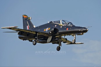 ZK025 - Royal Air Force British Aerospace Hawk T.2