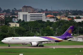 HS-TEB - Thai Airways Airbus A330-300
