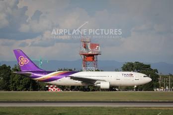 HS-TAX - Thai Airways Airbus A300