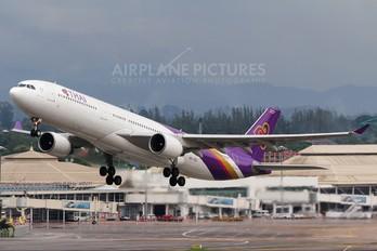 HS-TEG - Thai Airways Airbus A330-300