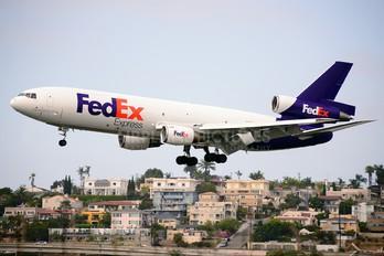 N385FE - FedEx Federal Express McDonnell Douglas MD-10-10F