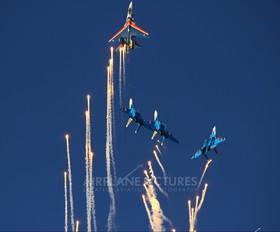 - - Russia - Air Force Sukhoi Su-27