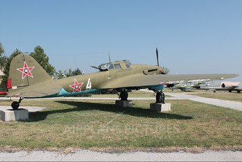 4 - Bulgaria - Air Force Ilyushin Il-2 Sturmovik