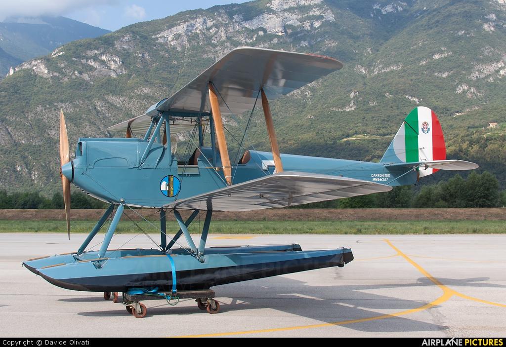 Italy - Air Force MM56237 aircraft at Trento - Mattarello