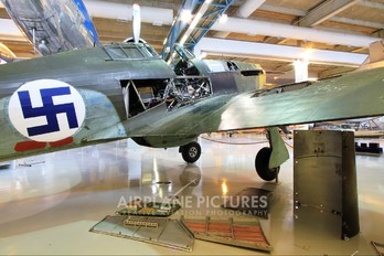 HC-452 - Finland - Air Force Hawker Hurricane I