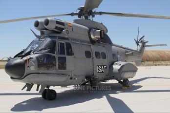 HD.21-09 - Spain - Air Force Aerospatiale AS332 Super Puma