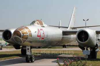 43 - Bulgaria - Air Force Ilyushin Il-28R