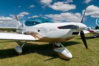 G-CFEZ - Private CZAW / Czech Sport Aircraft SportCruiser