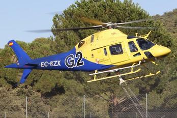 EC-KZX - FAASA Aviación Agusta Westland AW119 Koala