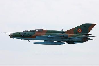 172 - Romania - Air Force Mikoyan-Gurevich MiG-21 LanceR B