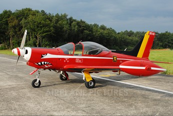"ST15 - Belgium - Air Force ""Les Diables Rouges"" SIAI-Marchetti SF-260"