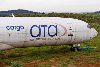 PR-GMA - ATA Brasil Cargo Boeing 727-200F (Adv)