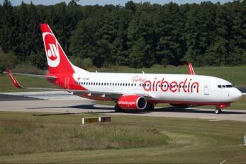 TC-IZB - Air Berlin Turkey Boeing 737-800