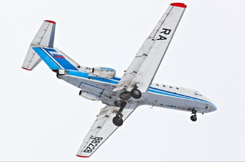 RA-88228 - Barkol Yakovlev Yak-40