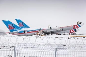 RA-86093 - Ural Airlines Ilyushin Il-86