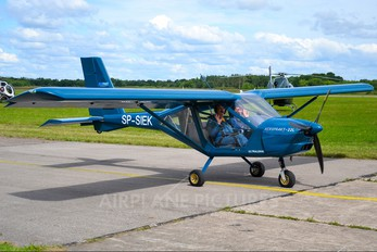 SP-SIEK - Private Aeroprakt A-22 Foxbat