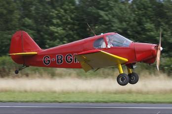 G-BGMJ - Private Gardan GY201 Minicab