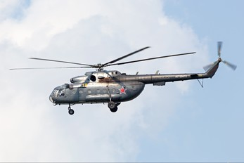 18 - Russia - Air Force Mil Mi-8T