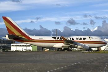 N744CK - Kalitta Air Boeing 747-400BCF, SF, BDSF