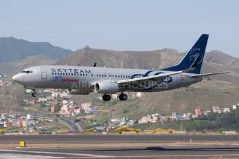 EC-JHK - Air Europa Boeing 737-800