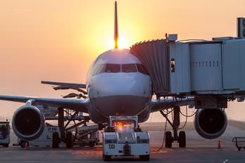 D-AIQK - Lufthansa Airbus A320