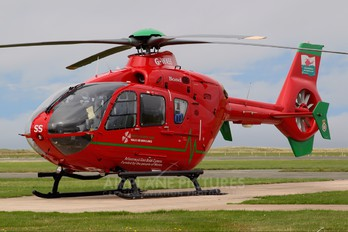 G-WASS - Wales Air Ambulance Eurocopter EC135 (all models)
